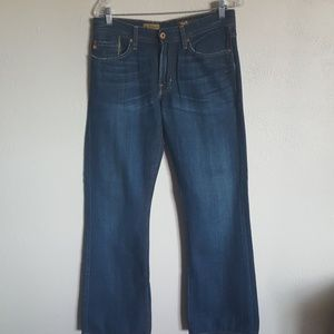AG Fillmore Relaxed Bootcut Jeans